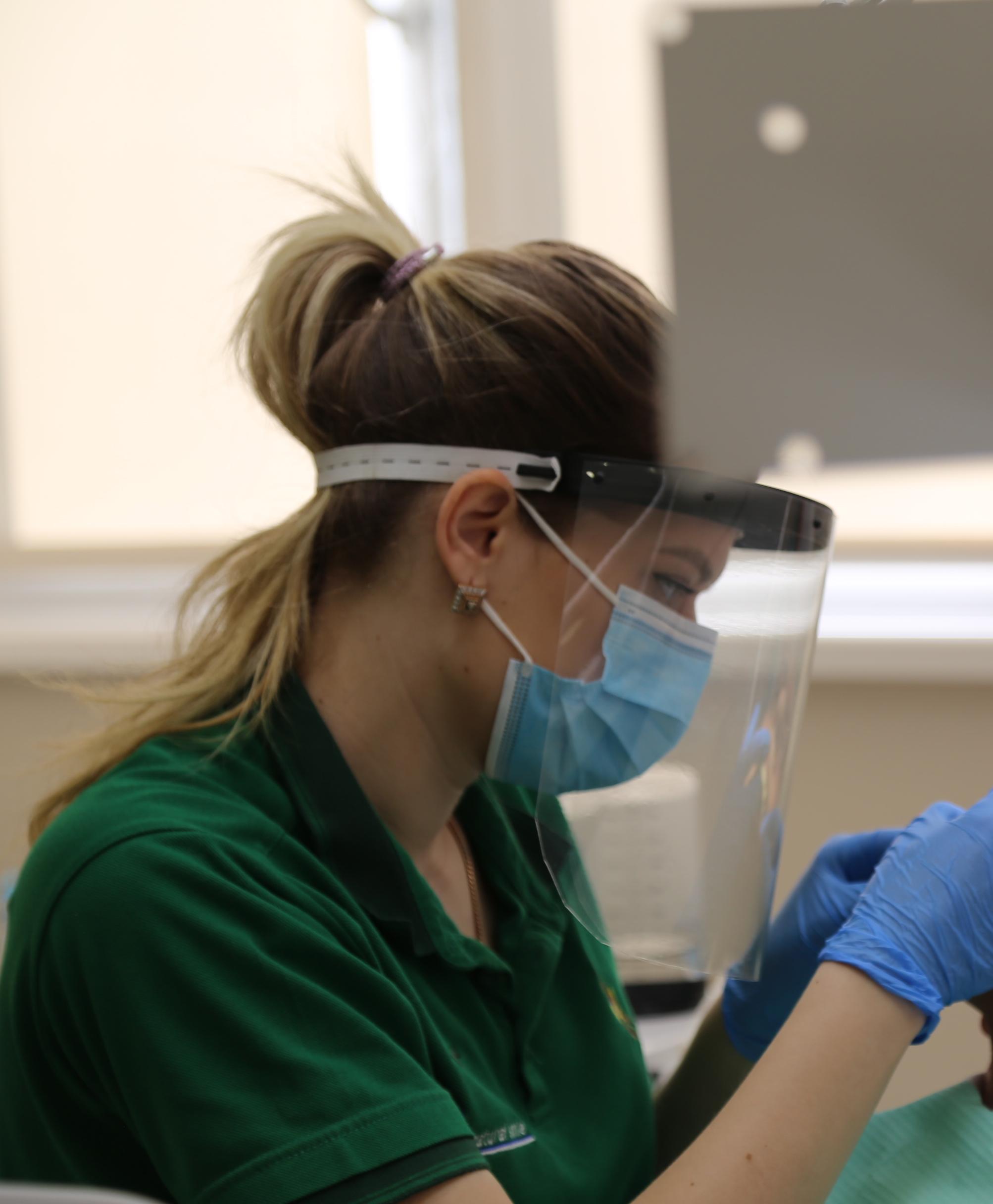 Igienizare EMS