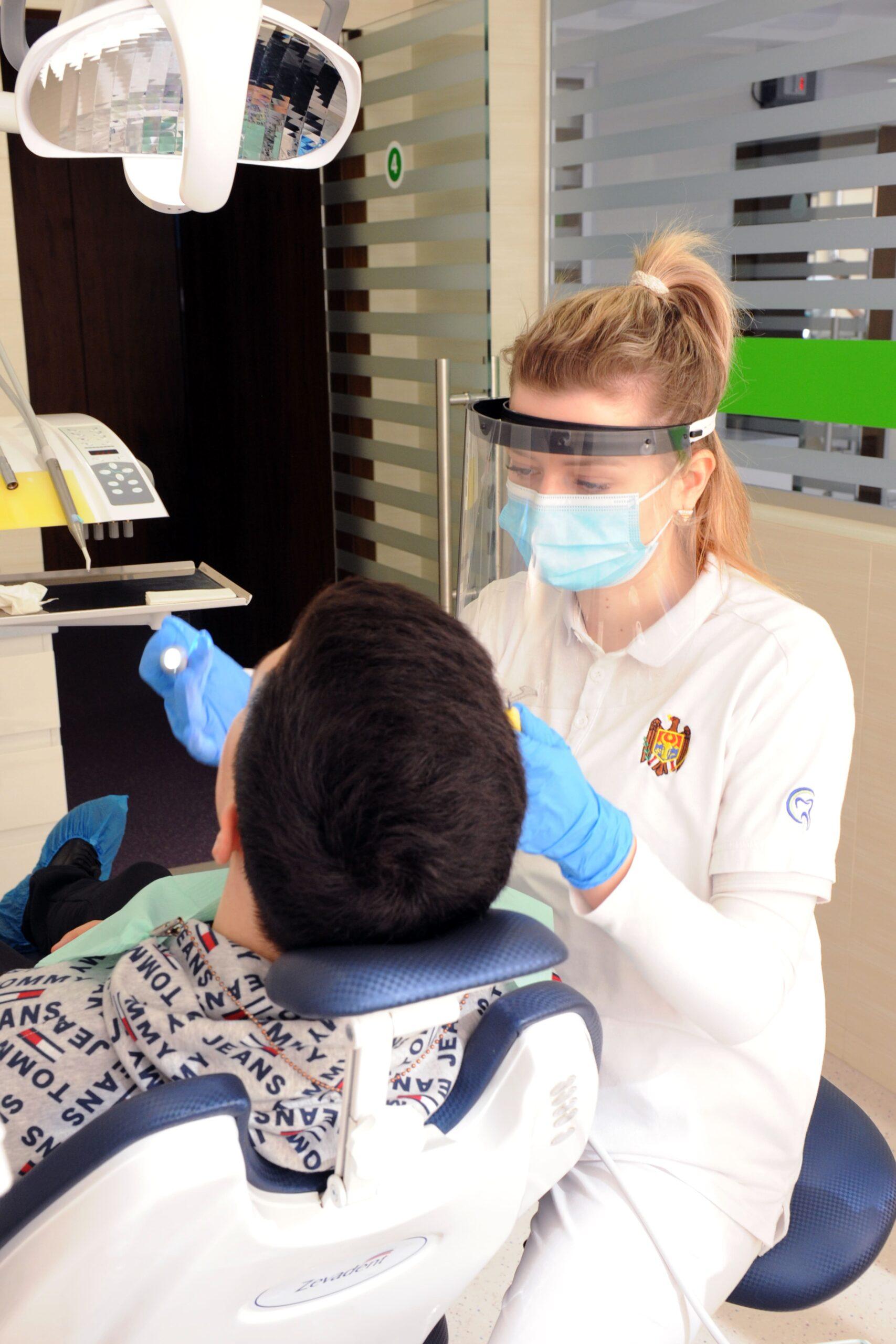 Procesul de Igienizare Profesionala